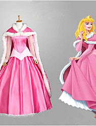 cheap -Inspired by The Little Mermaid Princess Anime Cosplay Costumes Japanese Dresses Dress For Women's