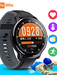 cheap -The new SN80 smart watch phone bluetooth alert weather meter step blood pressure heart rate monitoring waterproof sports bracelet