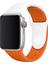 abordables -bracelet montre pour apple watch series 5/4/3/2/1 bracelet sport apple bracelet en cuir véritable