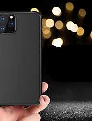 cheap -Ultra-thin Silicone Soft TPU Phone Case For iphone 11 Pro / iphone 11 / iphone 11 Pro Max Shockproof Case Cover For iphone XS Max XR XS X 8 Plus 8 7 Plus 7 6 Plus 6