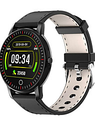 cheap -M324 Smart Watch BT Fitness Tracker Support Notify/ Heart Rate Monitor Sports Smartwatch Compatible with Iphone/ Samsung/ Android Phones