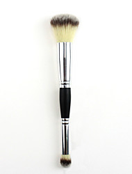 cheap -Professional Makeup Brushes 1pc Soft New Design Comfy Synthetic Hair Wooden for Blush Brush Eyeshadow Brush