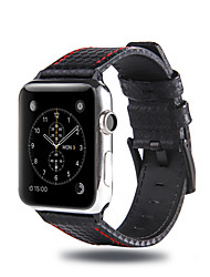 cheap -Watch Band for Apple Watch Series 4 / Apple Watch Series 3 / Apple Watch Series 2 Apple Business Band Genuine Leather Wrist Strap