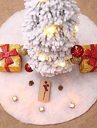 cheap -Holiday Decorations New Year's / Christmas Decorations Christmas Trees / Christmas Ornaments Party / Decorative White 1pc
