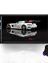 cheap -7023B 7inch HD Auto radio Car Multimedia Player Car MP5 Player Touch Screen Bluetooth USB Rear View Camera