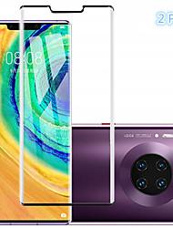 Недорогие -huaweiscreen protectorhuawei mate 20 pro царапинам передняя защитная пленка 2 шт. закаленное стекло