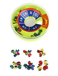 cheap -1 pcs Fishing Sinker & Weight Lead Sea Fishing Freshwater Fishing Carp Fishing