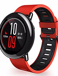 Недорогие -Оригинал Xiaomi Хуами Amazfit часы темп Bluetooth Bluetooth умный ремешок керамический SmartWatch монитор сердечного ритма английская версия