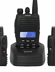 cheap -PUXING PX-777 Walkie Talkie VHF 136-174 MHz 5W VOX CTCSS DCS FM Two Way Radio Maximum Range 1.5KM-3KM Capacity 1200mAh Net Weight 0.2KG