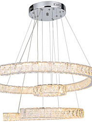 cheap -1-Light Modern Pendant Ceiling Lamps LED Crystal Chandelier Lights Hanging Lamp Light Indoor deco Chandeliers Lighting Fixture for Parlor Living Room