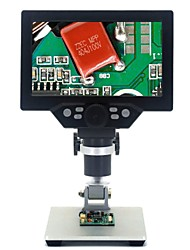 cheap -G1200 Digital Microscope 1080X Wireless use Inspection