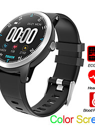 cheap -E101 Smart Watch BT Fitness Tracker Support Notify/ Heart Rate Monitor Sports Smartwatch Compatible with Iphone/ Samsung/ Android Phones