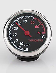 cheap -Car Thermometer Humidity Meter Quartz Clock High / Low Temperature Resistant