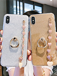 cheap -Samsung Applicable to Note10/Note10 Plus Glitter Patch Note8/Note9 Love Bracelet Note3/Note4/Note5 Soft Anti-fall Phone Case