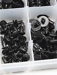 abordables -166pcs porte d'aile pare-chocs garniture de pare-chocs clip de retenue assortiment de fixations pour toyota lexus