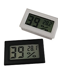cheap -Mini Digital LCD Indoor Convenient Temperature Sensor Humidity Meter Thermometer Hygrometer Gauge