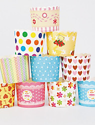 cheap -Wedding / Special Occasion Other Material Cake Accessories Creative / Wedding - 50 pcs