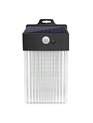 cheap -1pc 2 W Outdoor Wall Lights Solar Wall Light Waterproof Solar White 3.7 V Outdoor Lighting Courtyard Garden 50 LED Beads