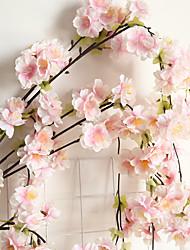 cheap -Artificial Flower Fabric Rustic Wall Flower 1