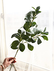 cheap -1 Branch Artificial Plants Home Decor Living Room Table Display Simulation Flowers