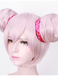 cheap -King of Glory Cosplay Cosplay Wigs Women's 60 inch Pink Anime