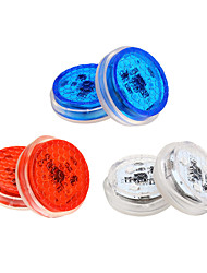 cheap -2pcs Universal Wireless LED Car Door Opening Warning Light Safety Flash Signal Lamp Anti-collision 3 Color
