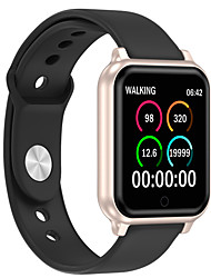 cheap -T70 Unisex Smartwatch Smart Bracelet Smartwatch Bluetooth Water Resistant / Waterproof Heart Rate Monitor Bluetooth Smart Calendar / date / day Sleep Tracker Heart Rate Monitor Sedentary Reminder