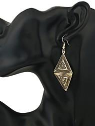 cheap -Women's Drop Earrings Stylish Earrings Jewelry Gold / Silver For