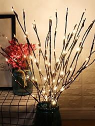 cheap -1 set Tree Branch Shape Light LED Night Light Staycation Home Decoration Warm White Creative 220-240 V