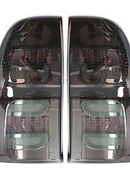 cheap -Pair Car Rear Smoke LED Tail Light Brake Lamp For Toyota Hilux Revo M70 M80 2015
