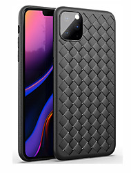 cheap -Super Soft Phone Case For iPhone 11 Pro/XR/ X /XS /MAX Max Luxury Grid Cases For iPhone 6/6s/7/8 Plus XR XS Cover Silicone Accessories