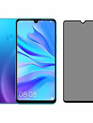Недорогие -защитная пленка для экрана конфиденциальности для Huawei P30 / P30 Lite анти-шпион закаленное стекло
