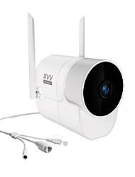 Недорогие -xvv-6130s-b1 2 мегапиксельная hd беспроводная ip-камера на открытом воздухе ip67 ночного видения с зумом движения мобильная дистанционная поддержка 128 ГБ