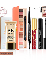 cheap -Concealer & Base Eyebrow Color Dry Casual Cosplay Convenient Wedding Party Daily Wear Date Quinceañera & Sweet Sixteen Festival