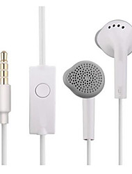 Недорогие -S5830 плоское ухо с проводным управлением 3.55 мм телефон микрофон наушники спортивные гарнитуры для Samsung Galaxy C550 S4 S5 S6