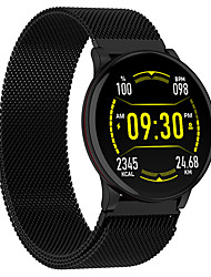 cheap -W9 Smart Watch BT Fitness Tracker Support Notify/Heart Rate Monitor Sport Smartwatch Compatible Iphone/Samsung/Android Phones