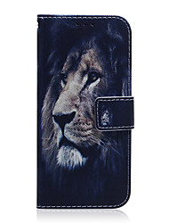 cheap -Phone Case For Apple Full Body Case iPhone 11 Pro Max SE 2020 X XR XS Max 8 7 6 Card Holder Shockproof Pattern Animal TPU