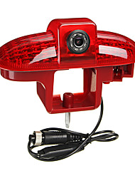 cheap -Car LED High Mount Stop Lamp 3RD Brake Light with Rear View Camera for Renault Trafic 2001-2014 European Type