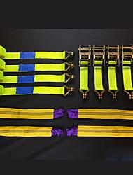 Недорогие -трещотка восстановления высокая видимость желтого колеса ремней безопасности прицеп 5ton