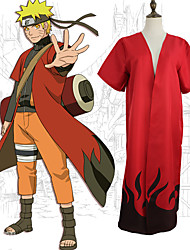 cheap -Inspired by Naruto The incense eye of the Naruto Anime Cosplay Costumes Japanese Cosplay Suits Cloak For Men's
