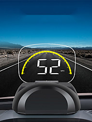 cheap -C700S LED Car Head-up Display OBD2 Fault Elimination Speed/Water Temperature Voltage Alarm