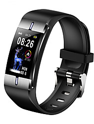 cheap -BM08 Smart Wristband Bluetooth Fitness Tracker Support Notify/ Heart Rate Monitor Sports Waterproof Smartwatch Compatible Samsung/ Iphone/ Android Phones