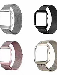 cheap -Watch Band for Apple Watch Series 4 / Apple Watch Series 4/3/2/1 / Apple Watch Series 3 Apple Milanese Loop / Business Band Stainless Steel Wrist Strap