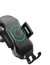 cheap -The New Intelligent Automatic Sensing Wireless Charger Outlet Universal Car Quick Charger Mobile Phone Bracket