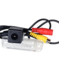 cheap -ZIQIAO Waterproof CCD Sensor Wired 170 Degree Car Rear View Camera for Mercedes-Benz C/E/CLS/W203/W211/W209/B200 A160 W219 GLS 300