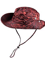 cheap -Unisex Basic 1930s Cotton Sun Hat-Color Block All Seasons Black Blue Red