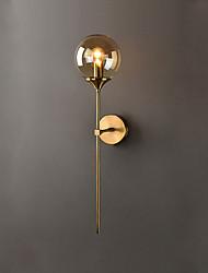 cheap -Modern Contemporary Wall Lamps & Sconces Living Room Bedroom Metal Wall Light 110-120V 220-240V