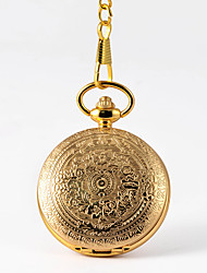 cheap -Men's Pocket Watch Quartz Vintage Style Vintage Creative Analog - Digital Gold