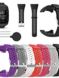 cheap -Watch Band for POLAR M400 / POLAR M430 Polar Sport Band Silicone Wrist Strap