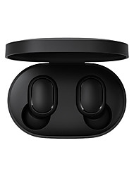cheap -Xiaomi Redmi AirDots Bluetooth Wireless Earbuds TWS True Wireless Earbuds Wireless Sport Fitness Bluetooth 5.0 Noise-Cancelling with Volume Control Sweatproof